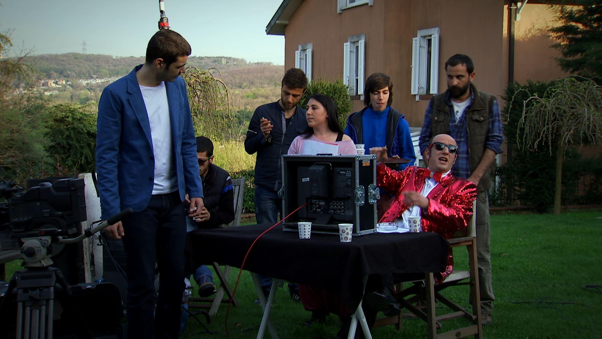 Leyla Ile Mecnun'da şanslı Günler… Anibal Güleroğlu