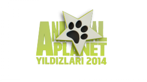 AP PET STARS LOGO GREEN TEXT with ALPHA